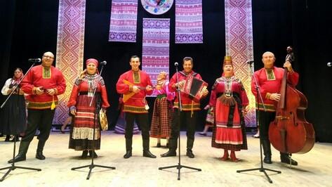 Воробьевский ансамбль «Верея» выступил на Всероссийском фольклорном фестивале