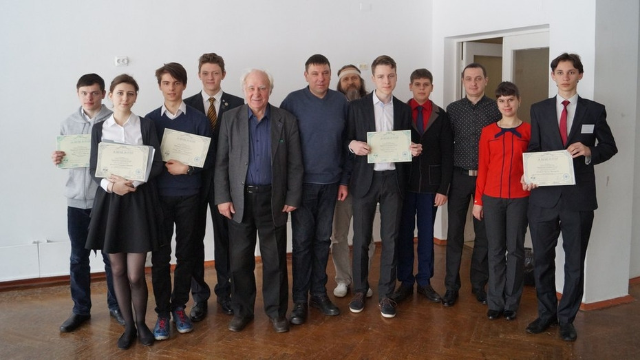 Лискинские школьники заняли 1 место на всероссийском конкурсе достижений молодежи