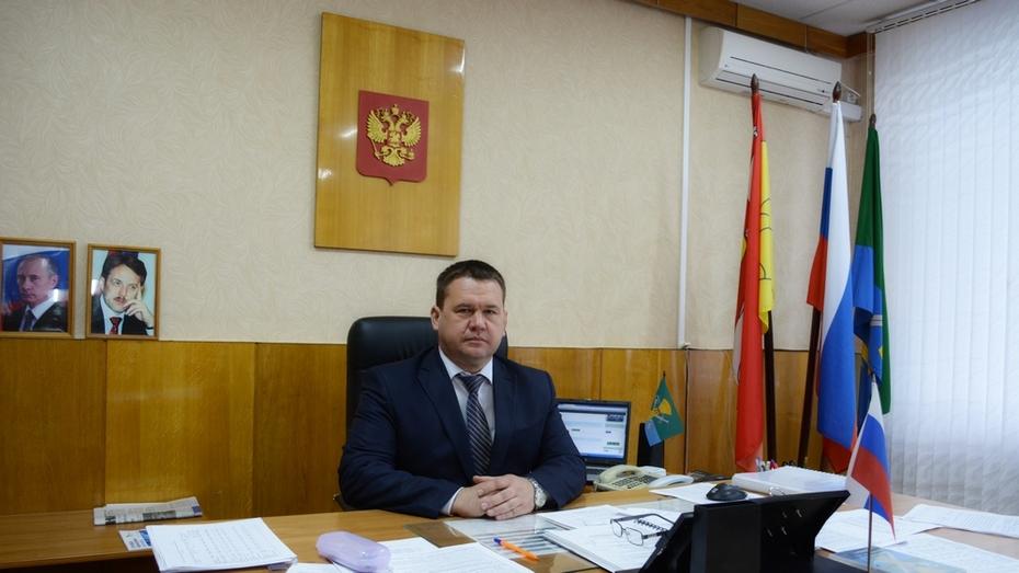 В Петропавловском районе назначили главу администрации