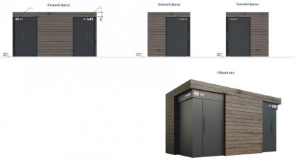 Первые общественные туалеты появятся в парках и скверах Воронежа