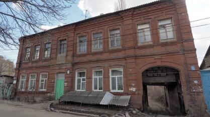 Заложники дома. Историческое здание в Воронеже может не дождаться капремонта