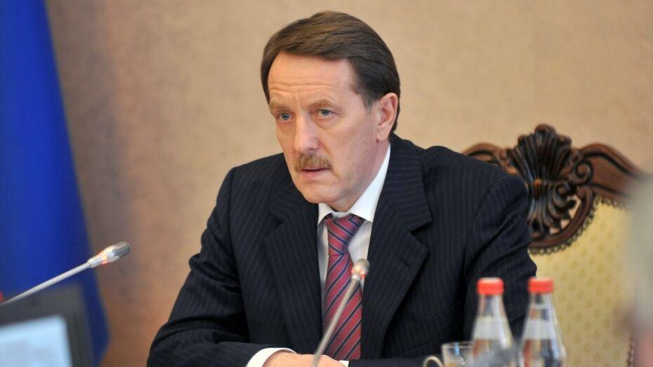 Воронежский губернатор укрепился в ЖКХ-медиарейтинге