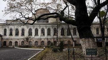 В Воронеже реставрацию дома Вигеля запланировали на 2018 год