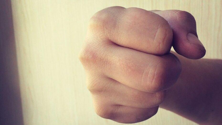 Ударивший сотрудника Росгвардии житель Воронежской области пойдет под суд