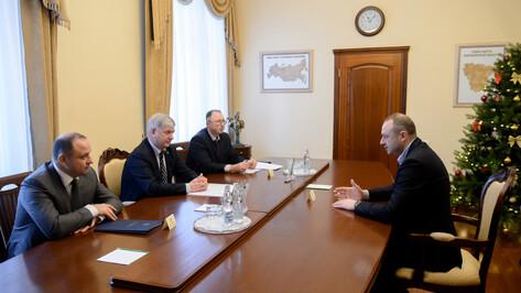 Воронежская область включилась в нацпроект «Производительность труда и поддержка занятости»