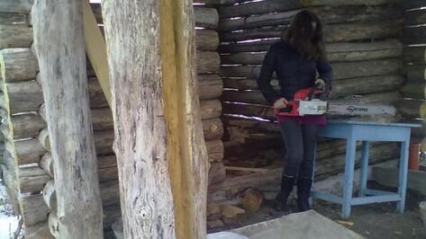 История живущих в воронежском лесу сирот оказалась фейком