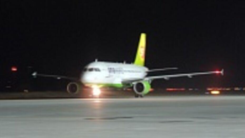Авиакомпания S7 собралась связать регулярными рейсами Воронеж и Санкт-Петербург