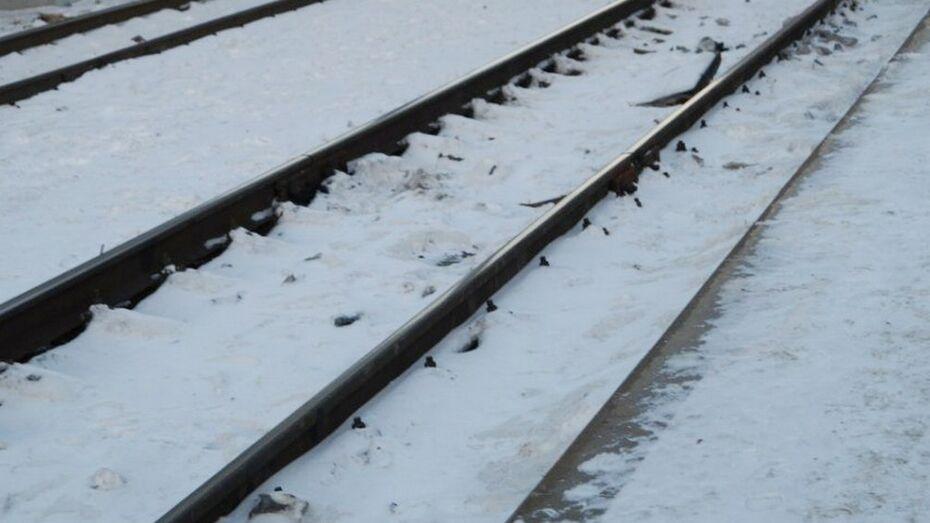 В Воронежской области на рельсах нашли тело мужчины
