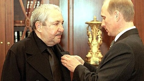 В Воронеж привезут последнюю выставку Эрнста Неизвестного
