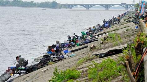 Воронежцы выиграли первый официальный Кубок России по рыбной ловле на донную удочку