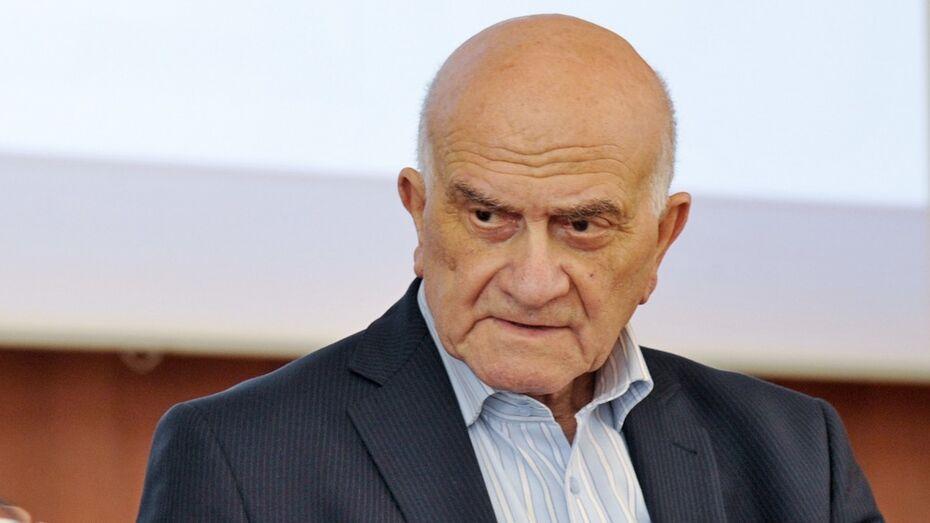 Экс-министр экономики России в Воронеже: «Нынешний кризис – это кризис доверия»