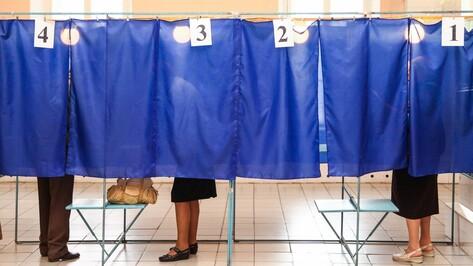 В Острогожском районе начали работу 53 избирательных участка