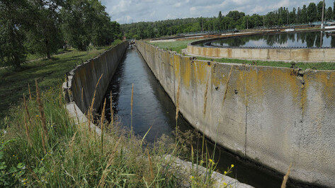 Программа модернизации водоснабжения Семилукского района появится в 2020 году