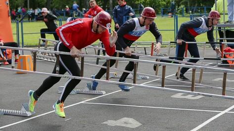 Воронежцы победили на всероссийских соревнованиях студентов-пожарных