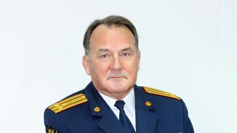 Начальник воронежского УФСИН перешел в Саратовскую область