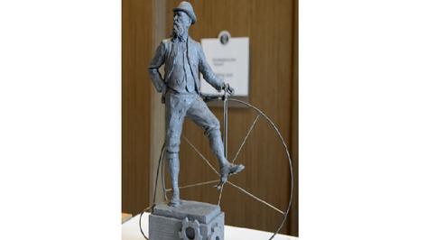 Эксперты нашли ляп в макете победившего проекта памятника Столлю в Воронеже