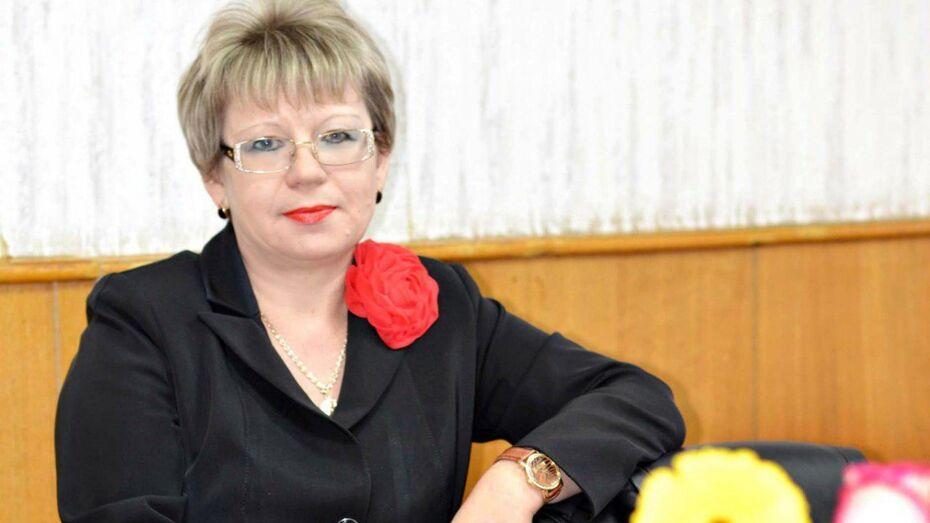 Глава администрации Семилукского района подала в отставку