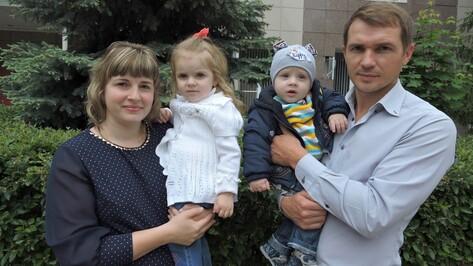 В Подгоренском районе 5 семей получили свидетельства на приобретение жилья