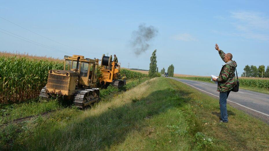 В нижнедевицком селе появится высокоскоростной интернет