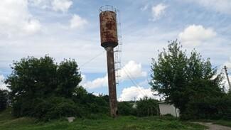 В Сагуновском поселении Подгоренского района заменят 4 башни Рожновского