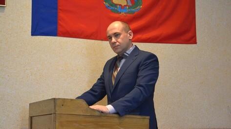 И.о. мэра Поворино досрочно сложил полномочия