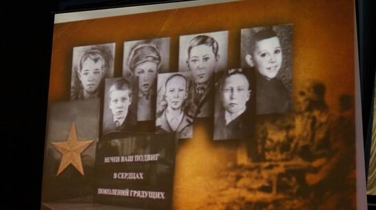 Спектакль о подвиге девицких орлят из Семилукского района поставили в Тольятти