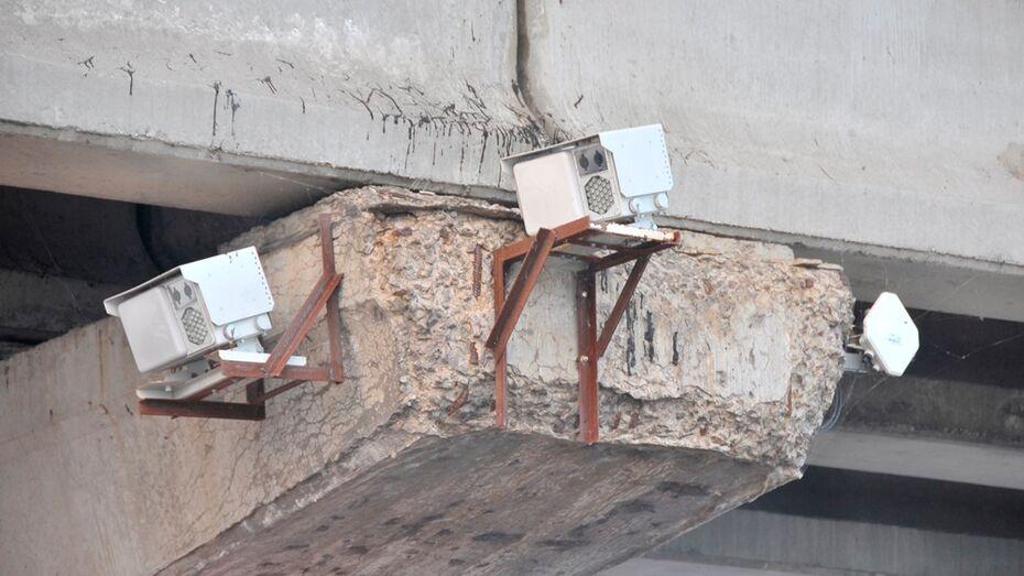 Воронежские спасатели предложили поставить камеры на 50 опасных участках трасс
