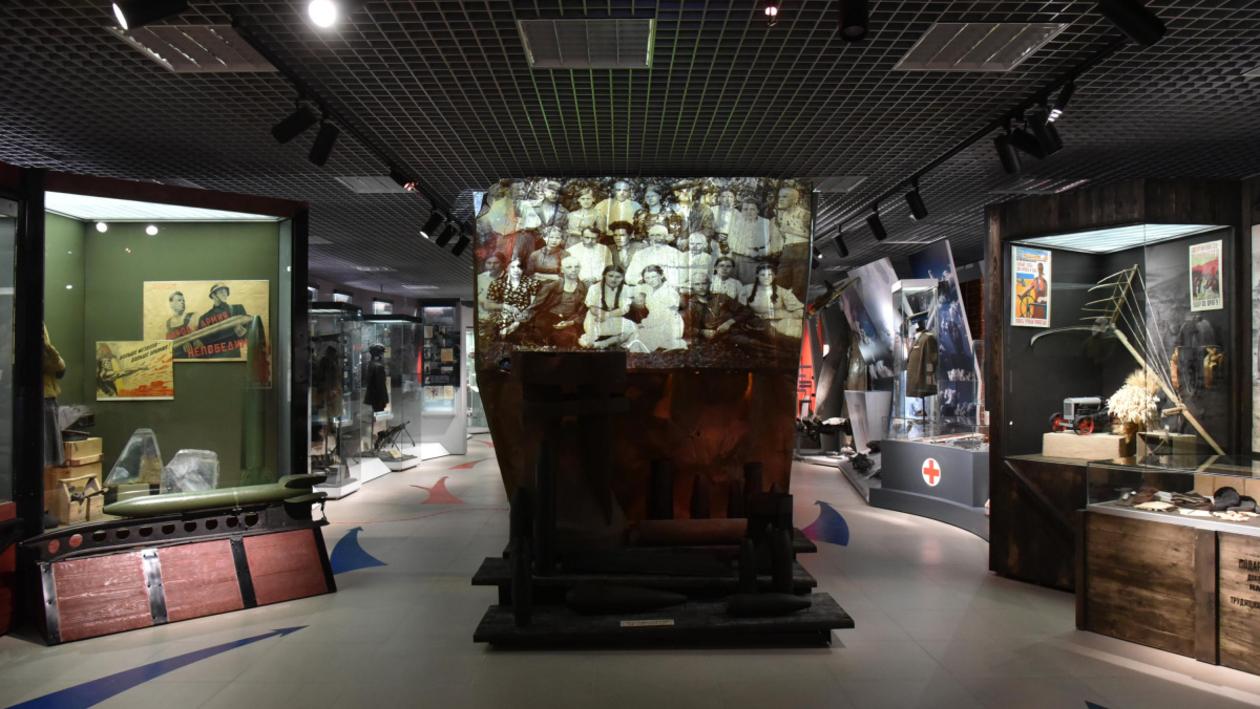Новые свидетельства войны. Как изменился воронежский музей «Арсенал» после реконструкции