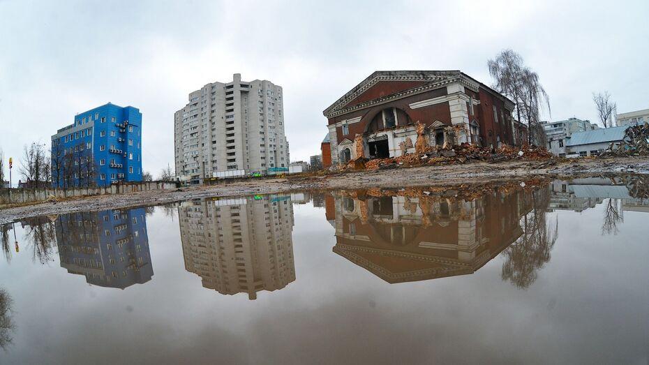 «Выбор» изменит проект жилкомплекса на левом берегу Воронежа из-за храма