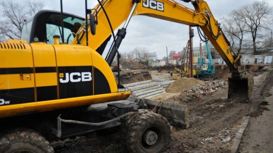 Мэр запретил строительство офисного здания в историческом центре Воронежа