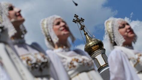 День славянской письменности и культуры в Воронеже: хоровой фестиваль и ярмарки