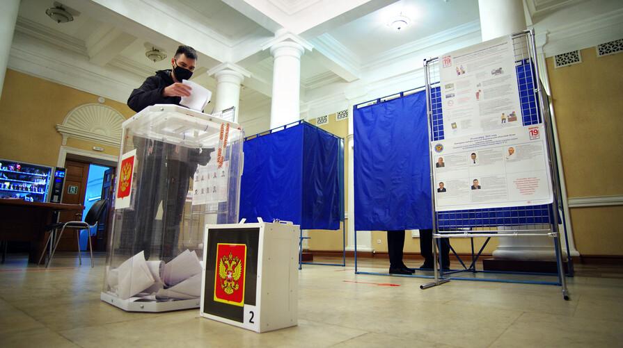 Выборы в Воронежской области признали состоявшимися