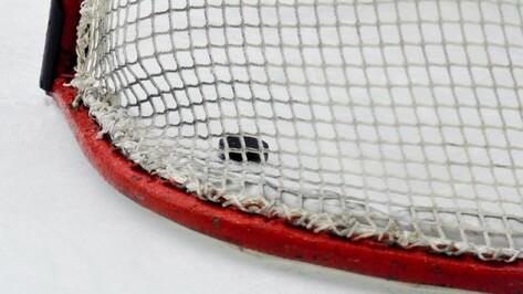 Хоккейная «Россошь» выиграла у «Белгорода» в гостях