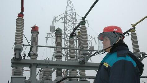 Воронежские энергетики завершили первый этап подготовки к зиме
