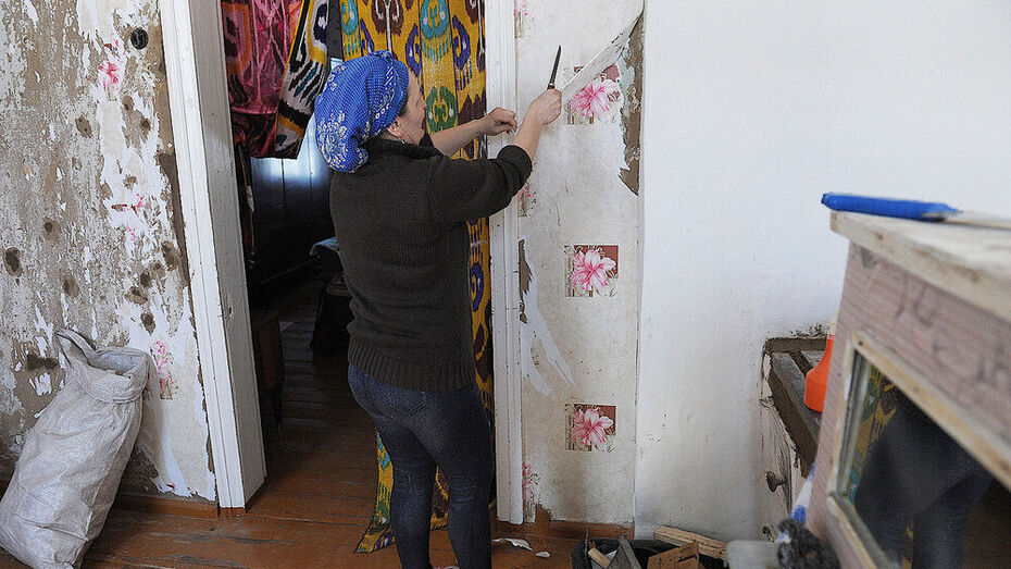 Средняя воронежская семья в 2020 году потратила на ремонт 295 тысяч рублей