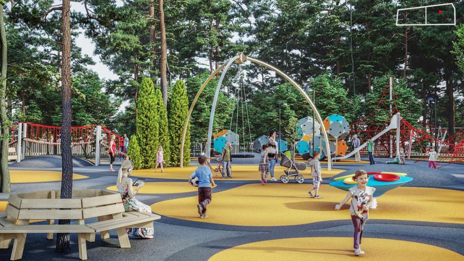 В воронежском парке «Танаис» хотят возродить «Поляну сказок»