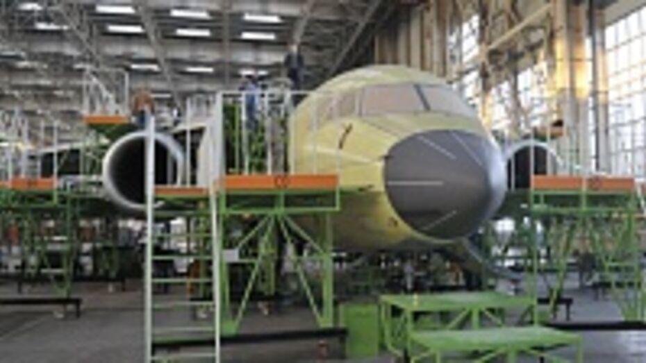 В Воронежской области предприятия авиапрома получили налоговые льготы