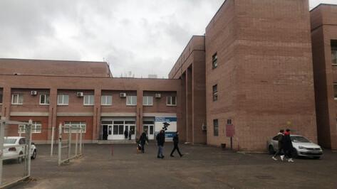 На журфаке Воронежского госуниверситета отменили занятия из-за коммунальной аварии