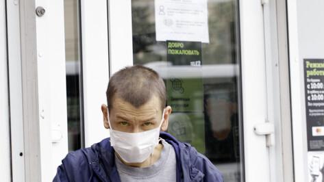 Ежедневное количество заболевших COVID-19 в Воронежской области приблизилось к 200