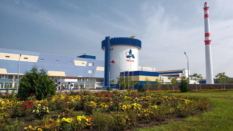 На Нововоронежской АЭС первый энергоблок-миллионник отмечает 40-летний юбилей