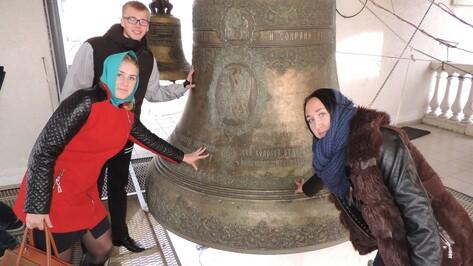 Острогожских волонтеров наградили экскурсионной поездкой за акцию «Белый цветок»