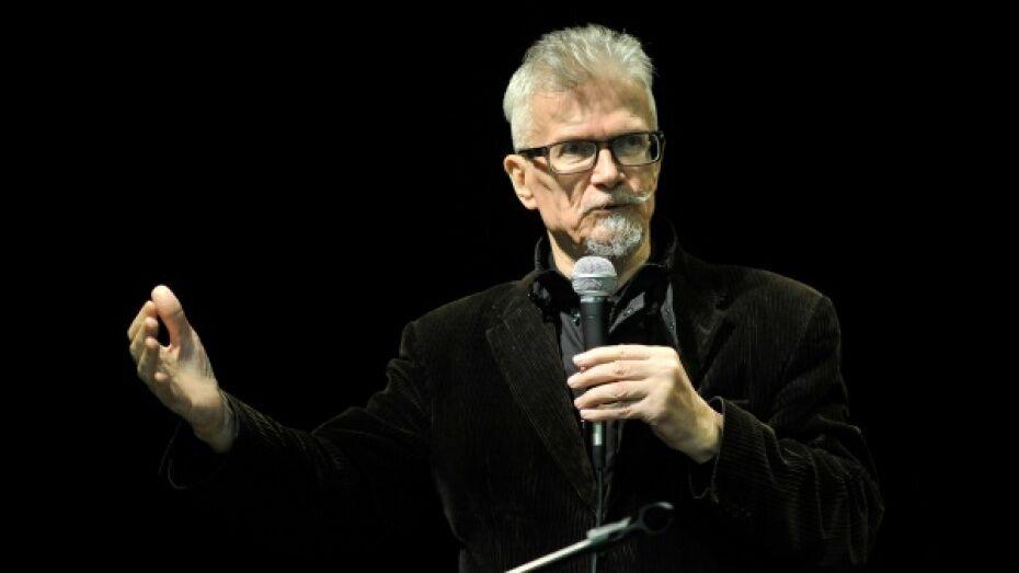 Писатель Эдуард Лимонов презентует в Воронеже новую книгу