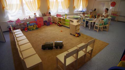 Глава департамента образования Воронежской области назвал возможный срок открытия детсадов
