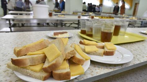 Воронежские общественники проследят за горячим школьным питанием в мае
