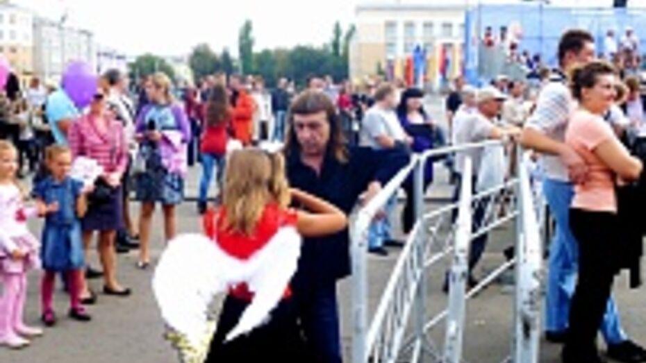 Большинство воронежцев гордятся, что живут в России