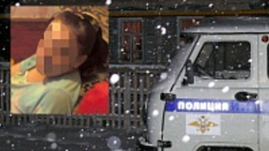 Мать девочек, которых нашли зарезанными в Воронежской области, в предсмертной записке: «Во всем виновата я»