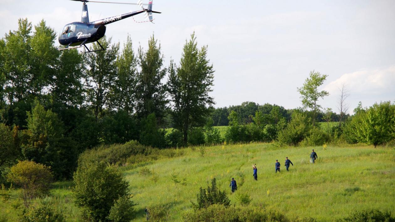 Инструкция РИА «Воронеж». Как собираться в лес