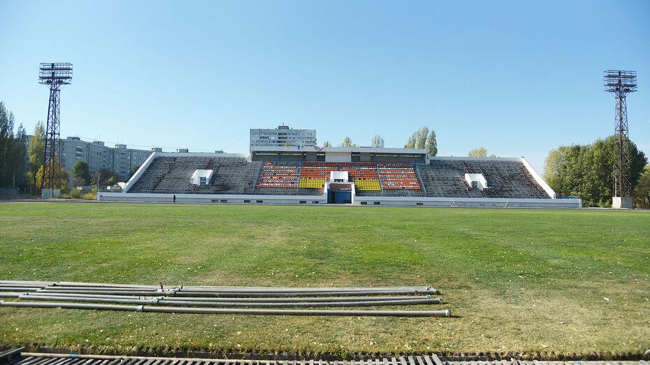 С 3-го раза нашелся подрядчик на реконструкцию стадиона «Факел» в Воронеже