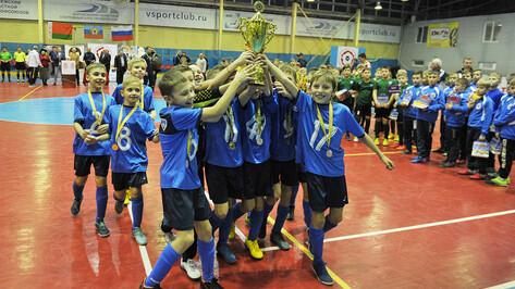 Юные воронежские футболисты победили в международных соревнованиях