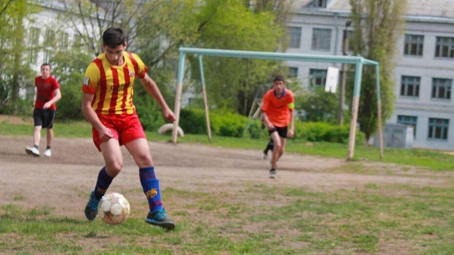 В Семилуках стартует Лига дворового футбола